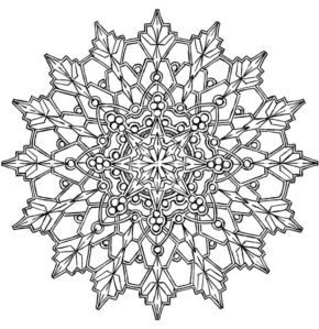 adult-snowflake-coloring-page