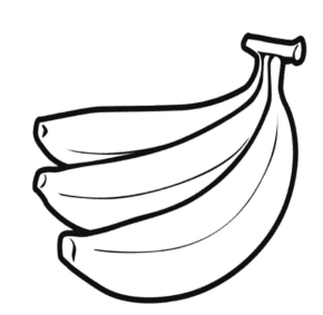 bananas-coloring-page