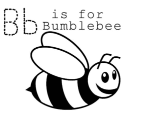 bee-b-coloring-page