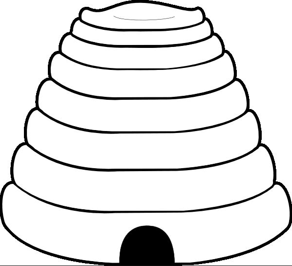 beehive coloring page   coloring book lds temple clip art black and white lds temple clipart images