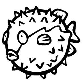 blowfish-coloring-page