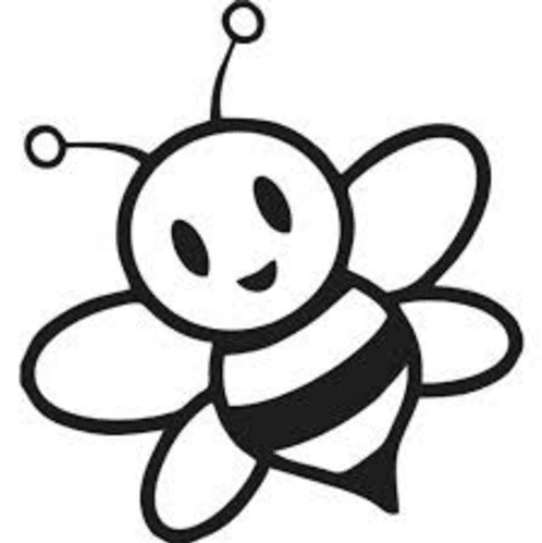 Bumble Bee Coloring Page Coloring Page Book