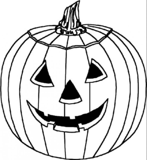 carving-pumpkin-coloring-page