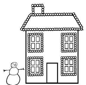 christmas-house-coloring-page