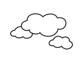 clouds-coloring-page