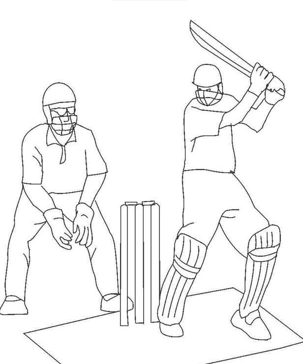 cricket-match4-coloring-picture
