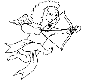 cupid-flying-coloring-page