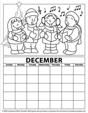 december-calendar-coloring-page