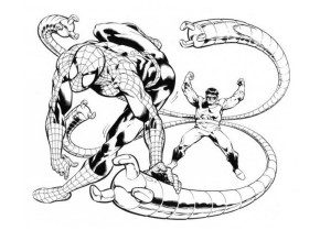 doctor-octopus-spiderman-coloring-page