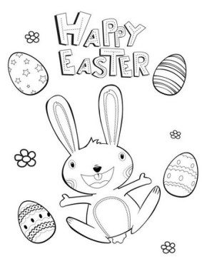 easter-bunny-coloring-pages-fun