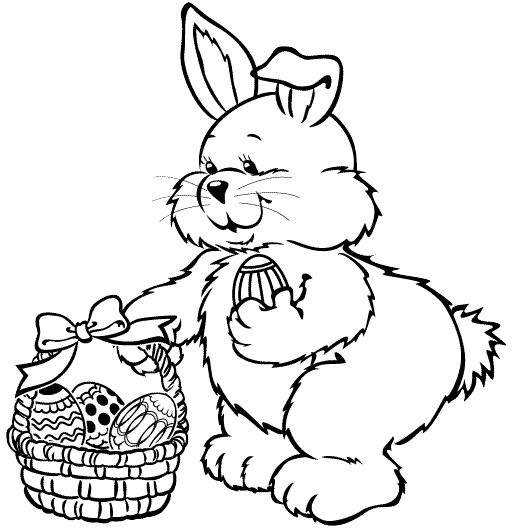 easterbunny-coloring-page