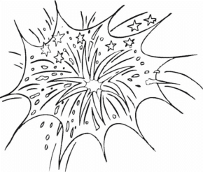 fireworks-coloring-page