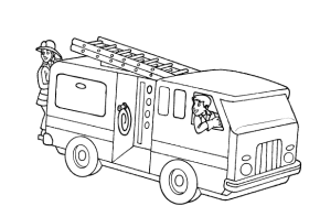 free-fire-truck-coloring-page