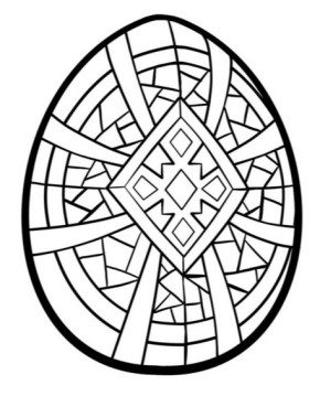 geometric-easter-egg-coloring-page
