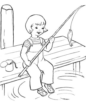 girl-fishing-coloring-page