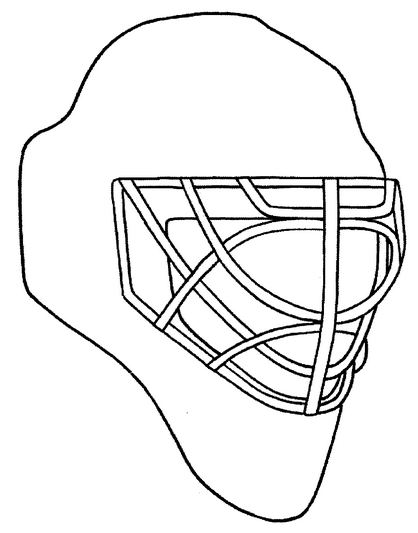 goalie-mask-coloring-page
