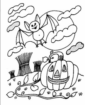 halloween-bat-coloring-page