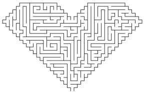 heart-maze-coloring-page