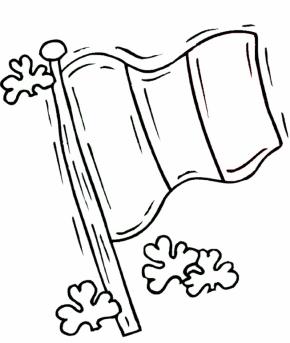 irish-coloring-page