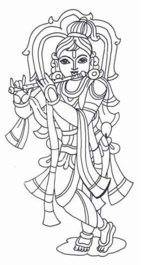krishna-coloring-page