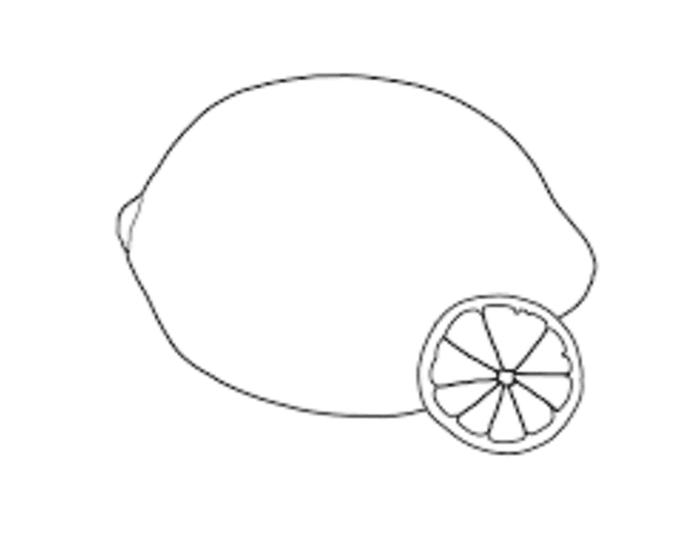Printable lemonlimecoloringpage