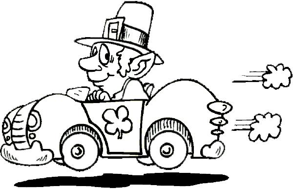 leprechaun-coloring-page