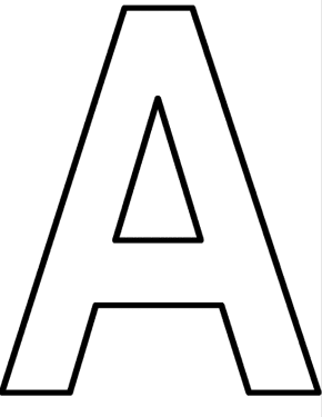 letter-a-coloring-page