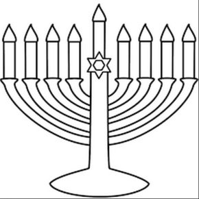 menorah-coloring-page