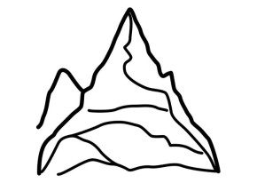 mt everest coloring pages | Mount Everest Coloring Page & Coloring Book