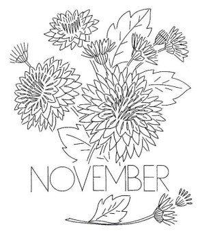 november-coloring-page