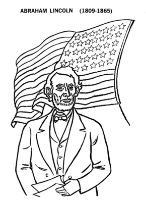 presidents-day-lincoln-coloring