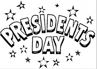 Presidents Day Coloring Page Coloring Book