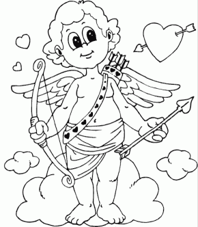 printable-cupid-coloring-page