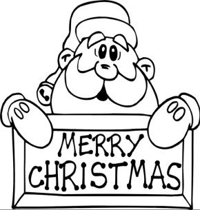 santa-merry-christmas-coloring-page