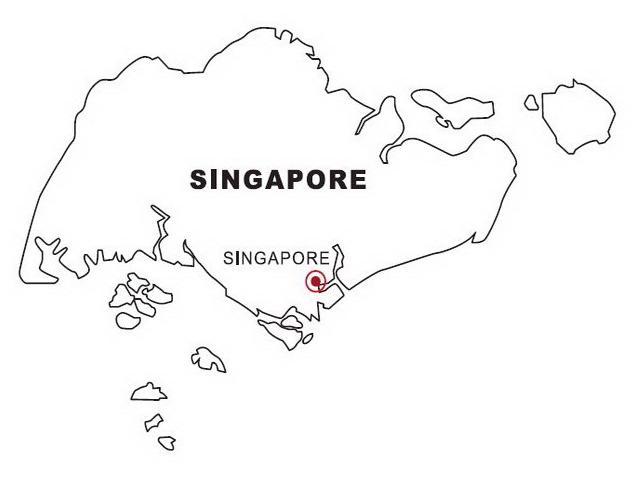 Printable singaporecoloringpage