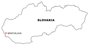 slovakia-map-coloring-page