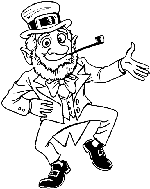 st-patricks-day-coloring-page