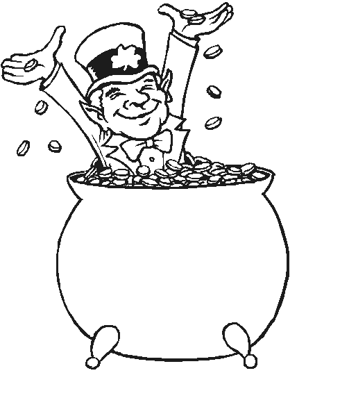 st-patricks-day-pot-of-gold-coloringpage