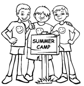 summer-camp-coloring-page