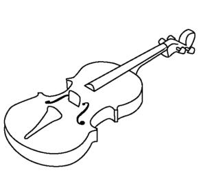 viola-coloring-page