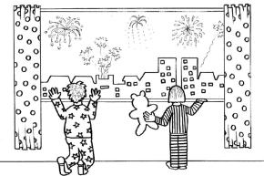 watching-fireworks