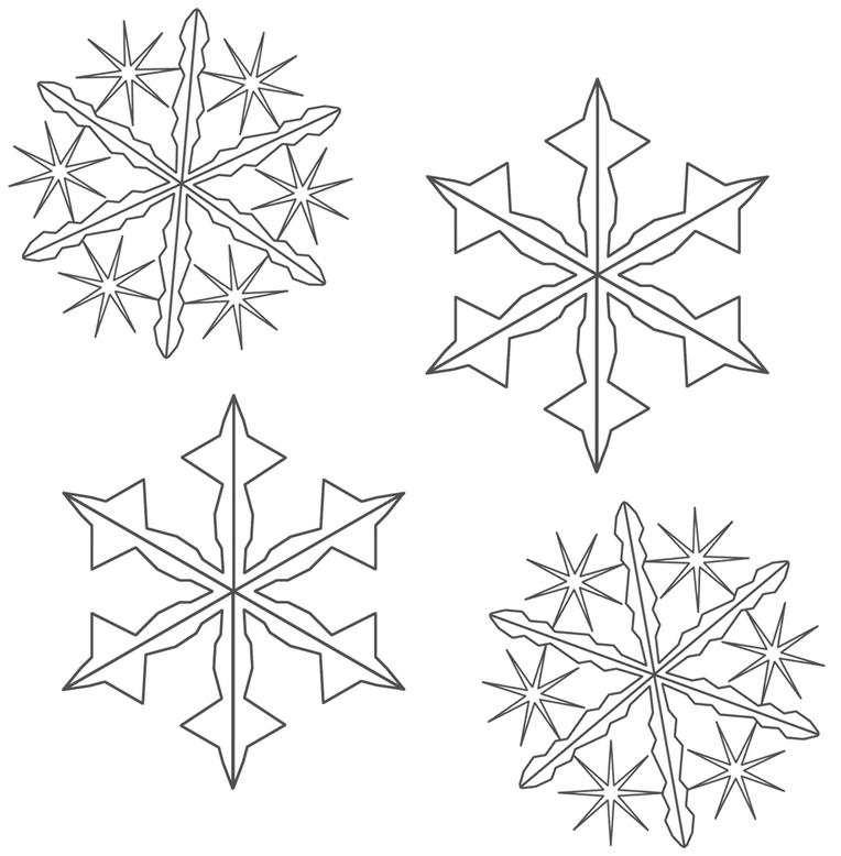 winter-snowflakes