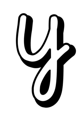y-coloring-page