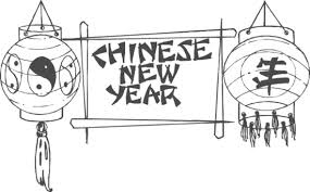 Labor Day Coloring Page Chinese New Year