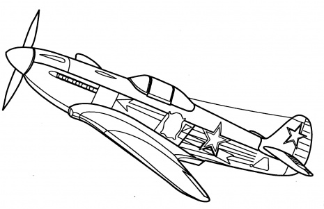 fighter jet coloring pages Fighter Jet Coloring Page coloring page & book for kids. fighter jet coloring pages