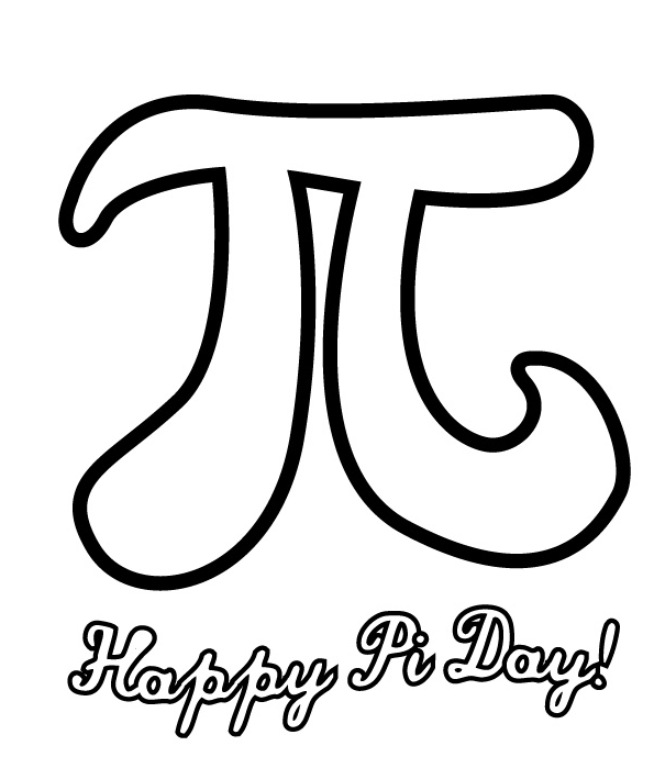 photograph about Pi Day Worksheets Printable named Pi Working day coloring web site e book for youngsters.