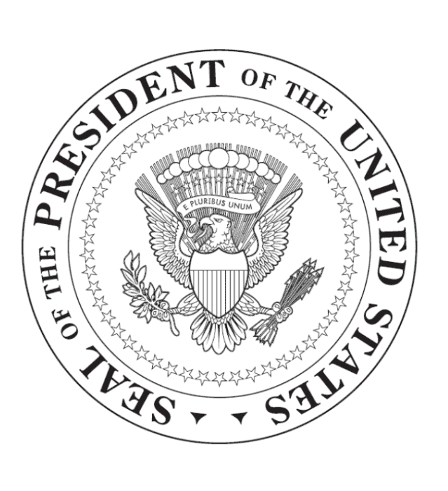 Presidential Seal Coloring Page Coloring Page Amp Book For Kids