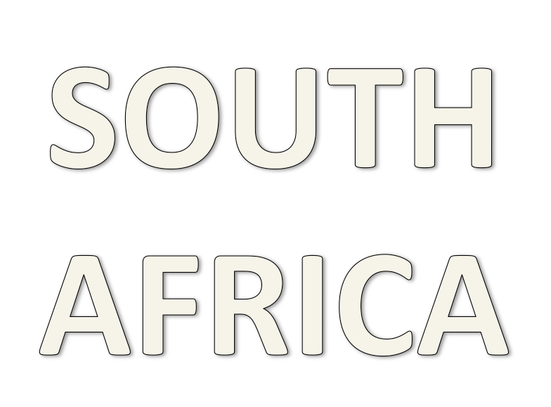 South Africa Coloring Page & Coloring Book