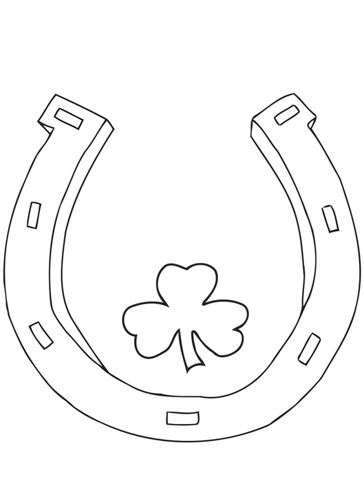 St Patrick\'s Day Coloring Page coloring page & book for kids.